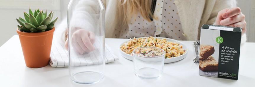 repas minceur de Kitchendiet